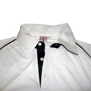 Club Cricket Shirt - Collar