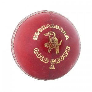 Gold Crown Cricket Ball